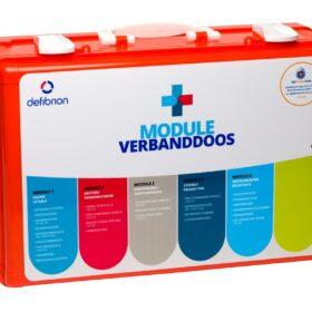 Verbanddoos BHV/EHBO modulair